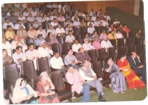 Paash book release audience-Delhi-25-3-89