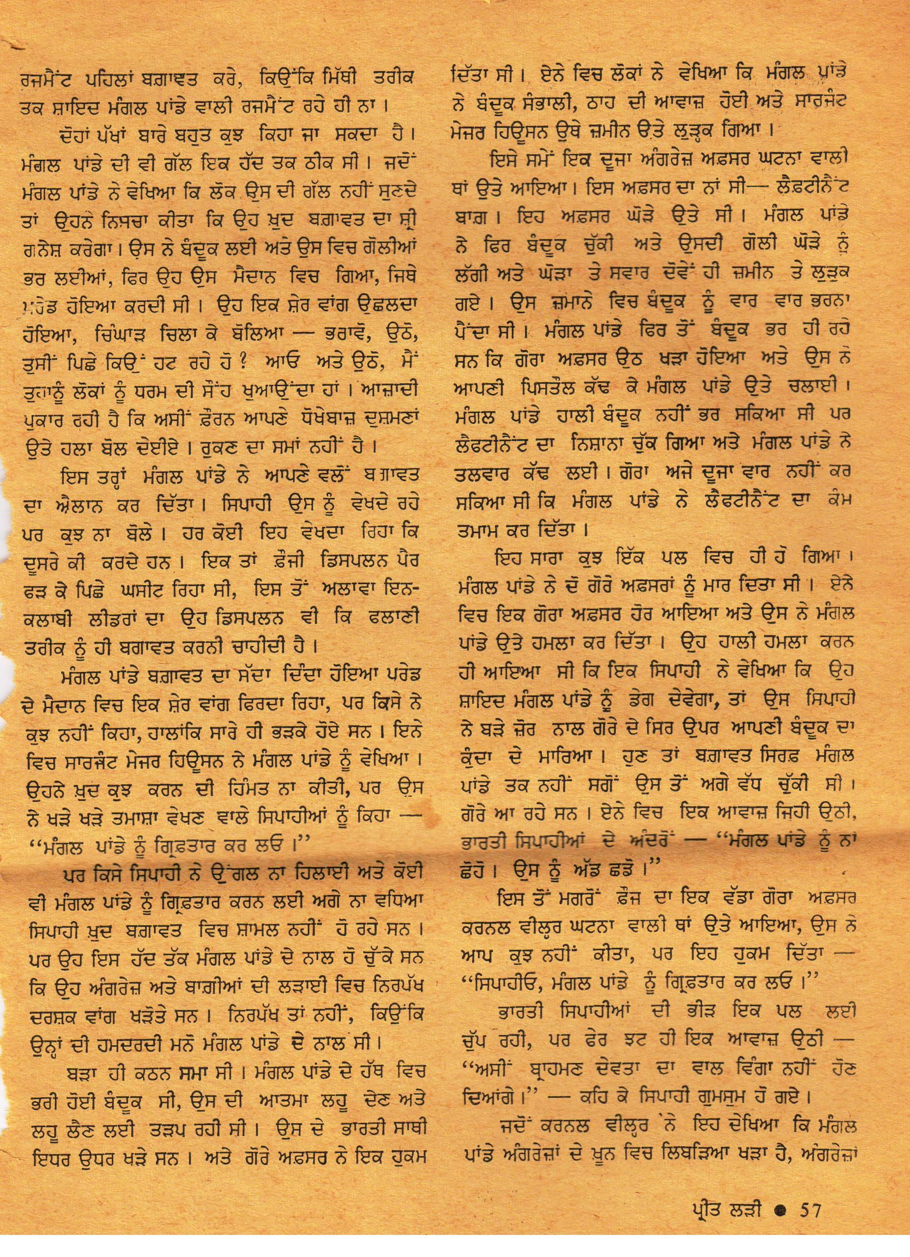 Essay on mother in punjabi language to english