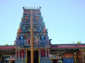 Biggest Temple of Fiji-Tamil temple Nadi-19-7-11 (1)