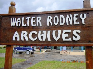 Walter Rodney archives documents Gy. (4)