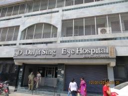 Dr Daljit Singh and his hospital Amritsar-12-7-14 (1)
